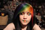 Tripple rainbow by CupCakeMonsterCrafts