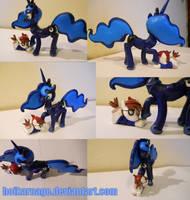Luna x Pip ebay auction by EarthenPony