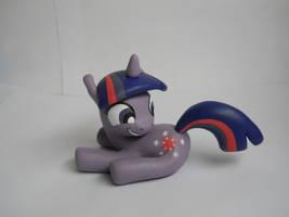 Filly Twilight Sparkle by EarthenPony