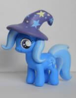 Mini Trixie by EarthenPony