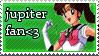 Sailor Jupiter stamp by beccerberry