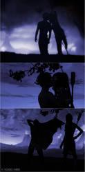Cutscene by Aniki-Fair