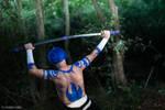 Kamina Fight by Aniki-Fair