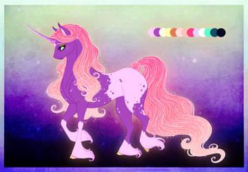 MLP - Unicorn Adoptable (CLOSED) by SilverWolf866