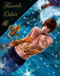 Finnick Odair the Water Boy by MirRoriel