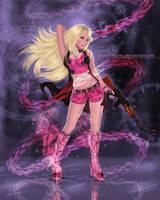Ex-militant Pink Lindt by MirRoriel