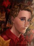 Autumn Boy by MirRoriel