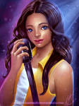 Lyndsey Cannon by MirRoriel