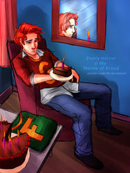 April Fools! Happy Birthday to us Fred by MirRoriel