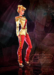 Disney Outfit Swap 8: Cinderella + Counterpart by MirRoriel