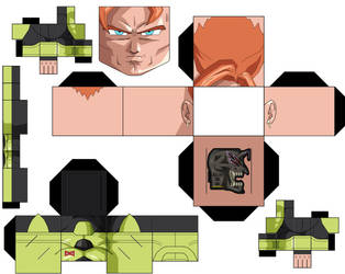 Android 16 new model by hollowkingking