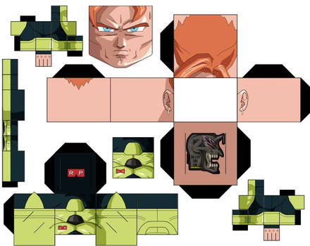 Android 16A 16B 16C by hollowkingking