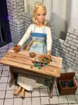 Viking Barbie by Narthoniel