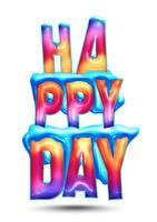 Happy Day by Nio0n