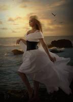 In the Wind by DJMadameNoir