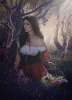 Red Riding Hood by DJMadameNoir