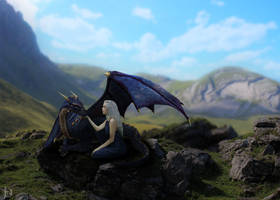 Day of the Dragon by DJMadameNoir