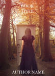 Door in the woods PC by DJMadameNoir