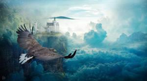 The Flight by DJMadameNoir