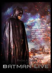 BatmanLive Tribute by DJMadameNoir