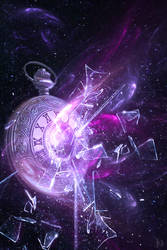 Out Of Time by DJMadameNoir