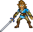 The Legend Of Zelda Breath Of The Wild Link by Nintendo95