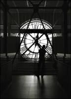 Paris XI : Clockwork Orange by sensorfleck