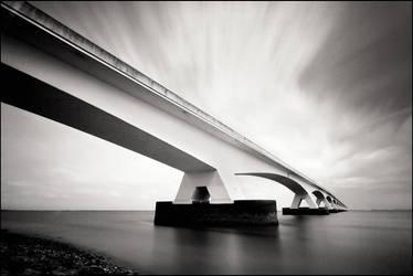 Zeelandbridge by sensorfleck
