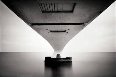 Zeelandbridge II by sensorfleck