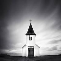 Hellnar Church by sensorfleck