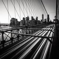NYC Brooklyn Bridge by sensorfleck