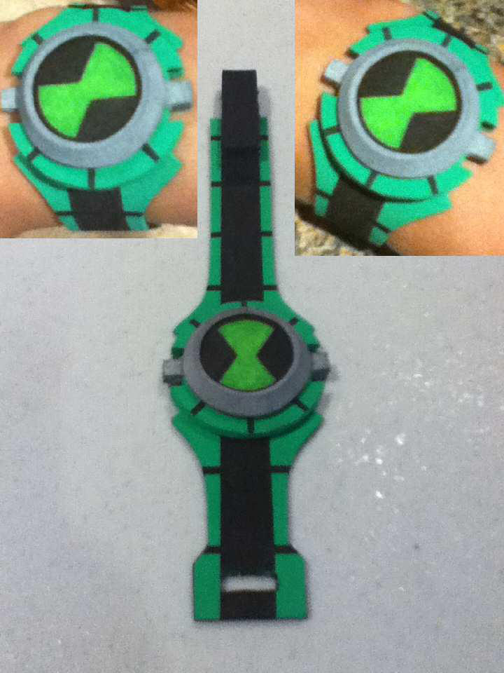 final ben 10 alien force omnitrix by doc04 on deviantart