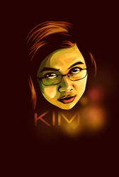 Kim by TheArtofDesigning