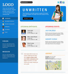 Crenhe Management Systems Web design by TheArtofDesigning