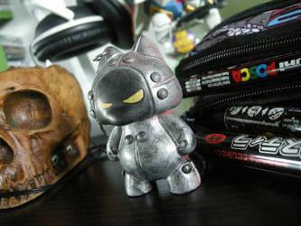 Bodypack 2012 Custom Toy by KidKazuma