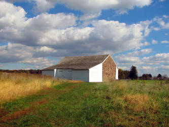Barn Stock by Cinnamoncandy-Stock
