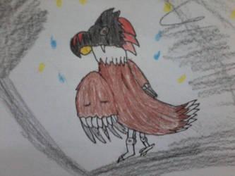 Ga'hole the eagle by KNS27
