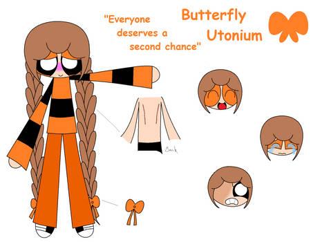 Butterfly Headcanon by GabiChanAkatsuki