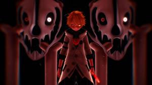I'm the one in control by GabiChanAkatsuki