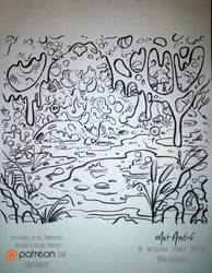 Inktober Drawlloween 11 by MatAndre
