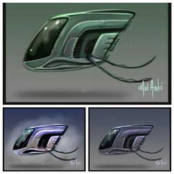 Razor Zipcraft by Mat Andre by MatAndre