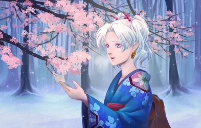 First Bloom's Wish by Miisu