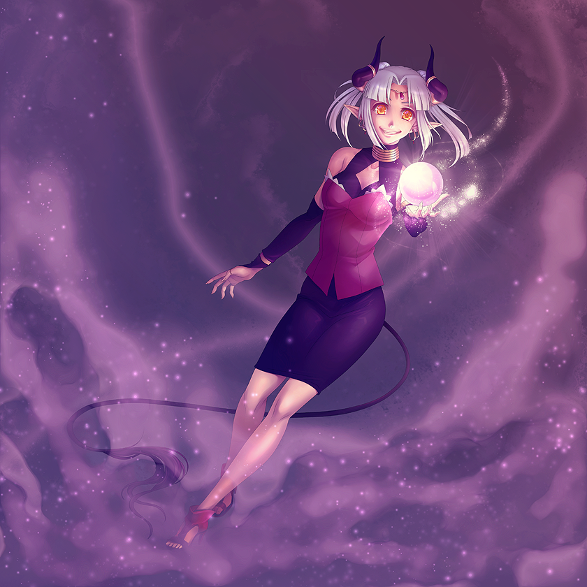 Soothsayer by Miisu