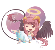 Devilish Angel by Miisu