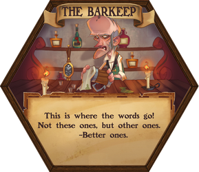 Pirate Board Game: Barkeep! by GhostHause