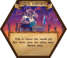 Pirate Game: Local Contact by GhostHause