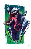 Venom! by GhostHause