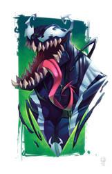 Venom! by GhostHause