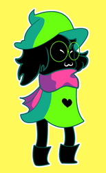 Ralsei by StardustTrooper