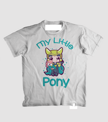 My Little Pony by Mordor-in-love